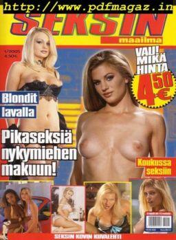 Seksin Maailma – Numero 1, 2005