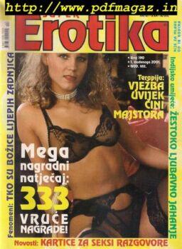Super Erotika Croatia – 190, 2001