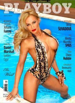 Playboy Slovakia – September 2019