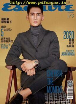 Esquire Taiwan – 2020-01-01