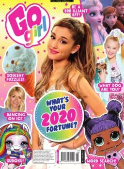 Go Girl – Issue 294 – January 2020
