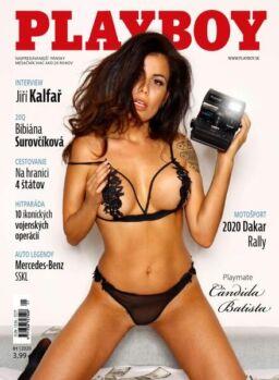 Playboy Slovakia – Januar 2020