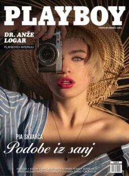 Playboy Slovenia – februar 2020