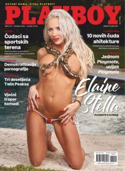Playboy Croatia – Travanj 2020
