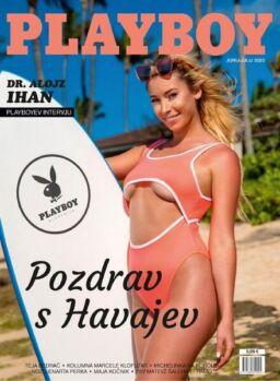 Playboy Slovenia – junij 2020