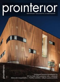 prointerior – N 2 2020