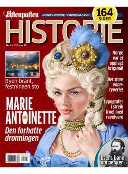 Aftenposten Historie – mai 2016