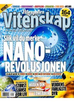 Aftenposten Vitenskap – august 2016