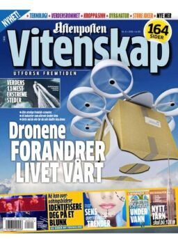Aftenposten Vitenskap – juli 2016