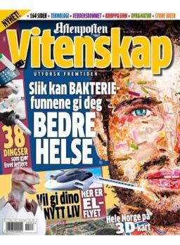 Aftenposten Vitenskap – juni 2016