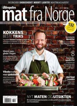 Mat fra Norge – april 2016