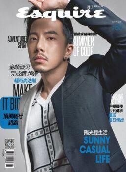 Esquire Taiwan – 2020-08-01