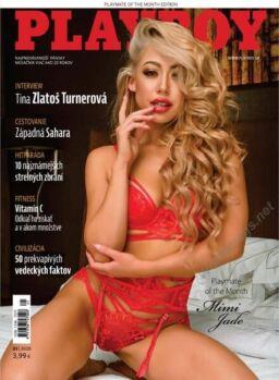 Playboy Slovakia – May 2020