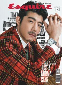 Esquire Taiwan – 2020-09-01