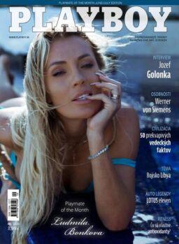Playboy Slovakia – June 2020