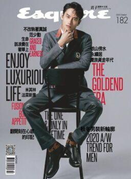 Esquire Taiwan – 2020-10-01
