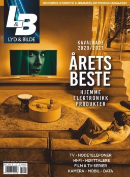 Lyd & Bilde – november 2020
