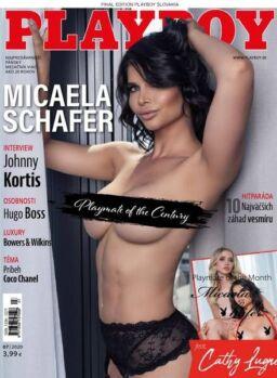 Playboy Slovakia – July 2020