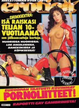 Erotica – Finland N 1, 1987