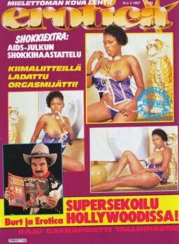 Erotica – Finland N 2, 1987