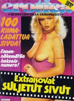 Erotica – Finland N 7-8, 1993