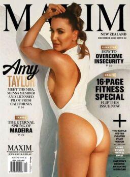 Maxim New Zealand – December 2020
