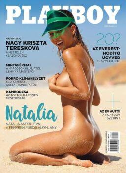 Playboy Hungary – November 2019