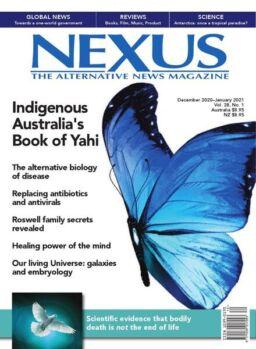 Nexus Magazine – December 2020 – January 2021