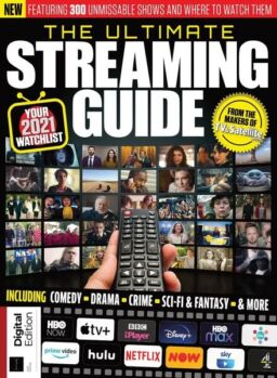 The Ultimate Streaming Guide – 30 March 2021