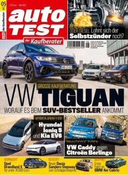 Auto Test Germany – Mai 2021