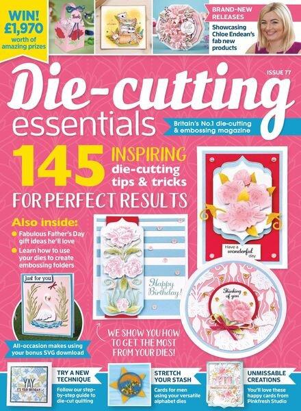 Die-cutting Essentials – June 2021 Cover