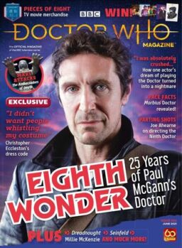 Doctor Who Magazine – Issue 564 – June 2021
