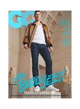 GQ Germany – April 2021