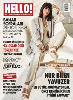 HELLO! Turkiye – 05 Mayis 2021