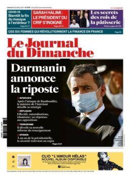 Le Journal du Dimanche – 25 avril 2021