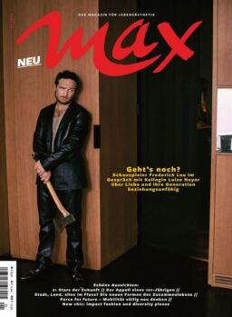 MAX Magazin – April 2021