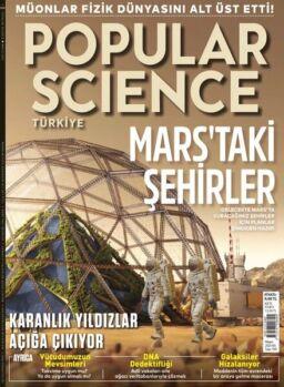 Popular Science Turkey – 01 Mayis 2021