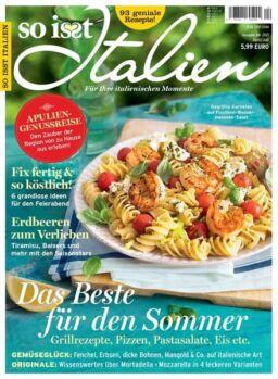 So isst Italien – 04 Mai 2021
