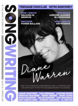 Songwriting Magazine – Issue 24 – Spring 2021