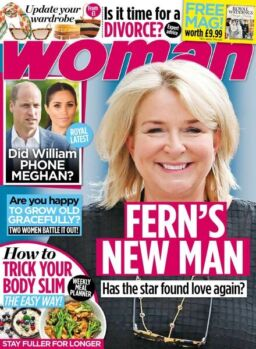 Woman UK – 03 May 2021