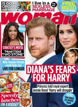 Woman UK – 10 May 2021