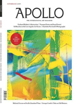 Apollo Magazine – October 2011