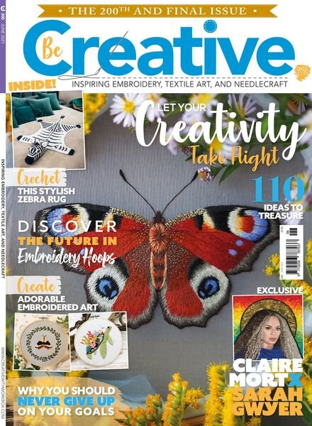 Be Creative with Workbox – June 2021 Cover