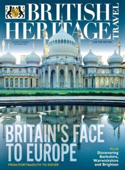 British Heritage Travel – June 2021