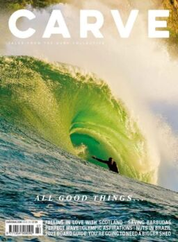 Carve – Issue 207 – May 2021
