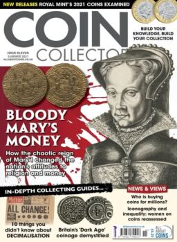 Coin Collector – May 2021