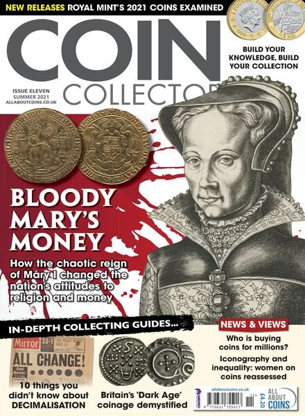 Coin Collector – May 2021 Cover