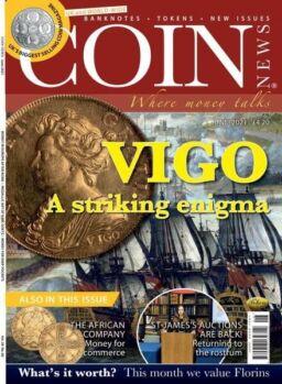 Coin News – June 2021