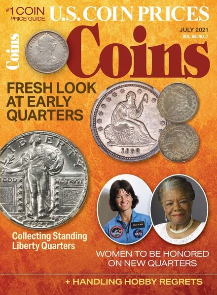 Coins – July 2021 Cover
