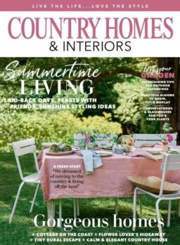 Country Homes & Interiors – July 2021